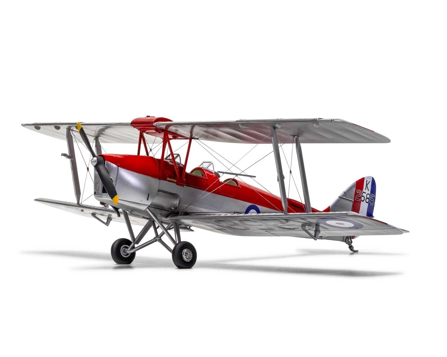 Airfix 04104 - DE HAVILLAND D.H.82A TIGER MOTH (3/20) *