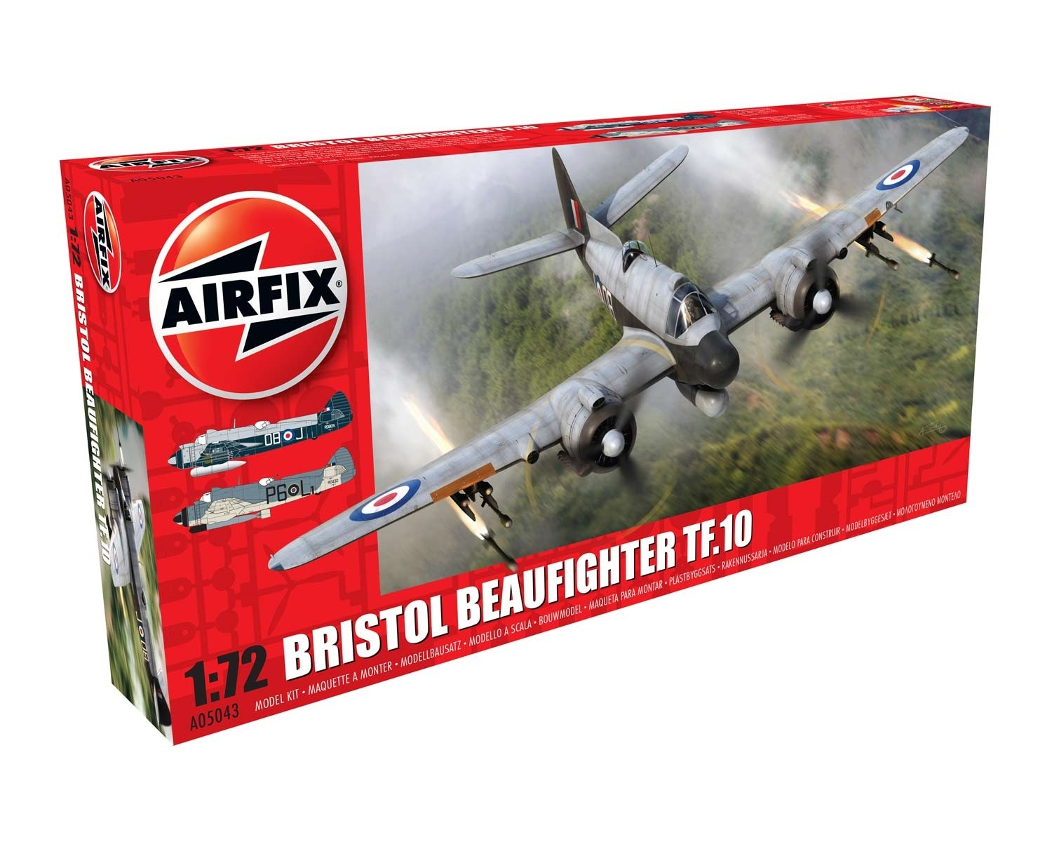 BRISTOL BEAUFIGHTER TF.10