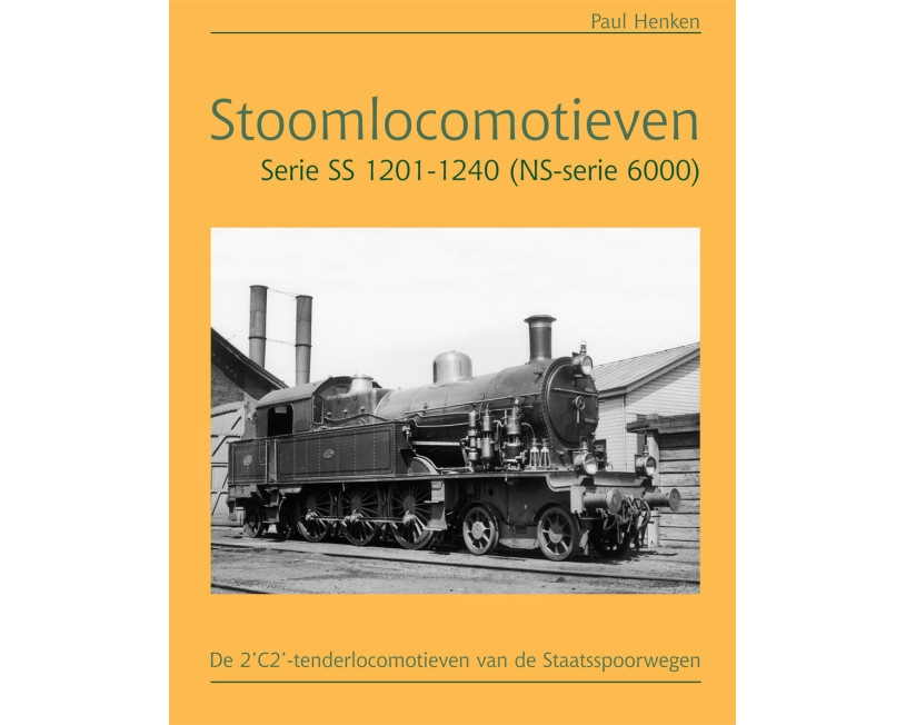 STOOMLOCS SERIE SS1201-1240 (NS SERIE 6000)