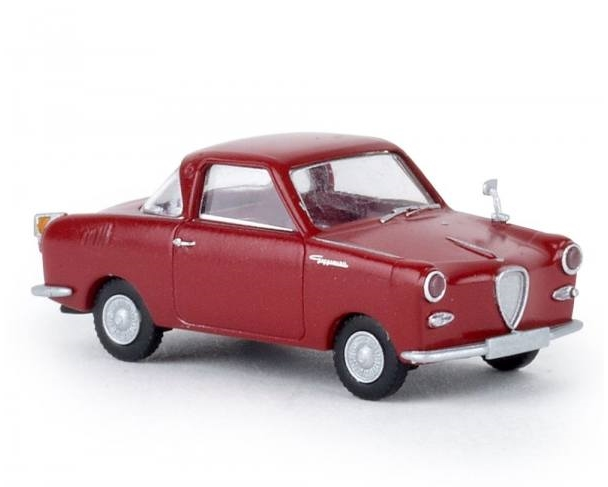 GOGGOMOBIL COUPE ROOD