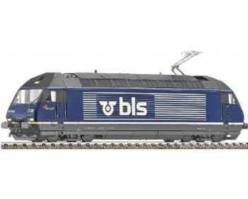 E-LOC RE 465  BLS, DCC+SOUND