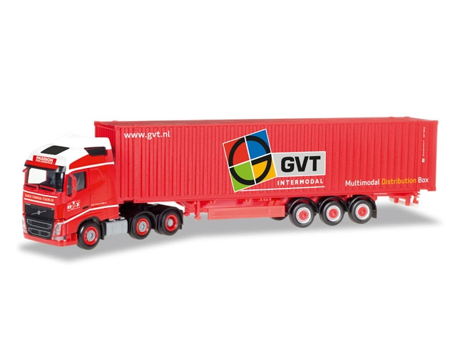 VOLVO FH GL SZ MET GVT CONTAINER