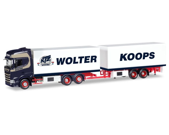 SCANIA CS HD. K.HZ. WOLTER KOOPS NL