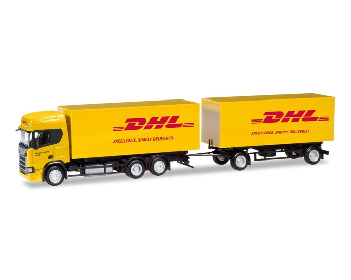 SCANIA CR ND W.HZ. DHL