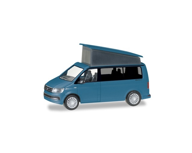 VW T6 CALIFORNIA BLAUW
