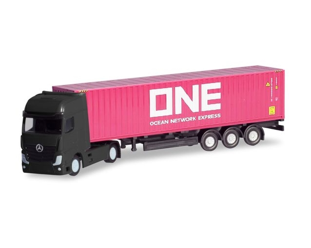MB ACTROS G.C.SZ. ONE
