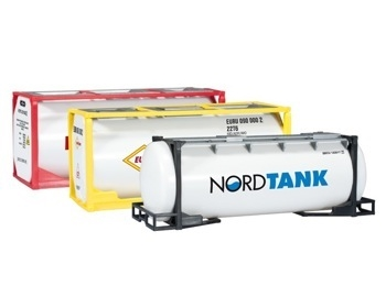 TANKCONTAINER SET ( 3 ST.)