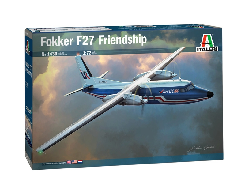 FOKKER F27 FRIENDSHIP
