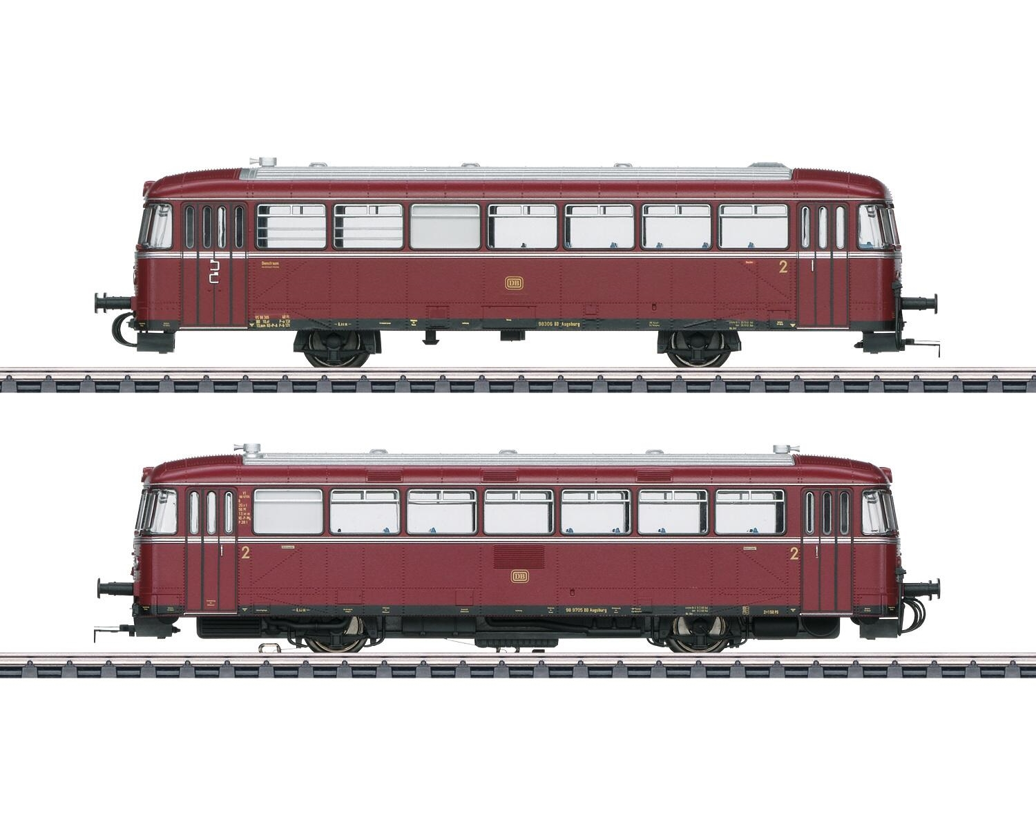 RAILBUS VT98+VS98 DB