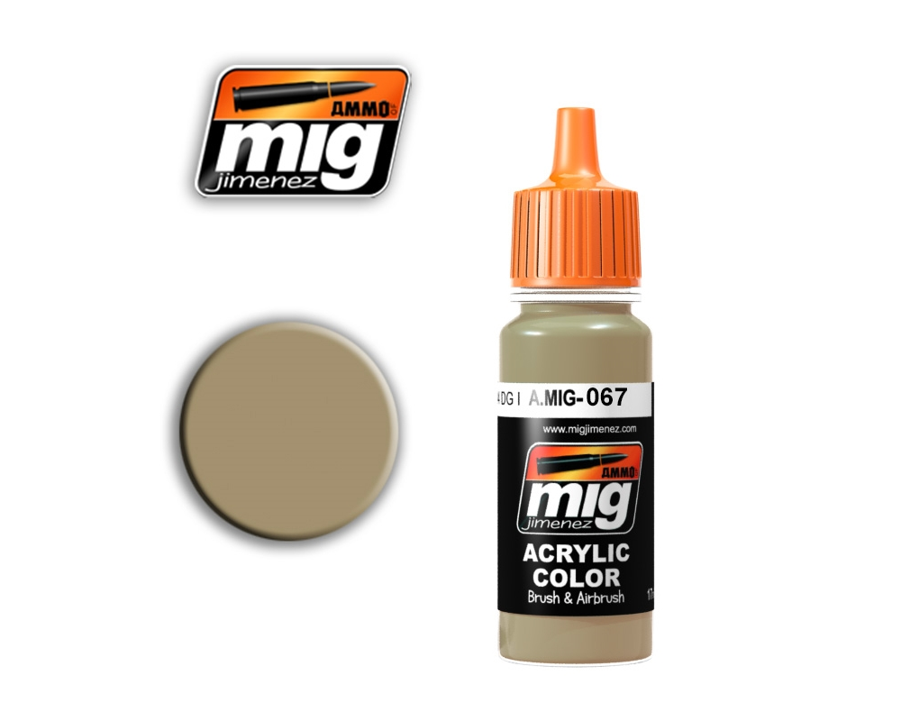 IDF SAND GREY '73 (17 ML)