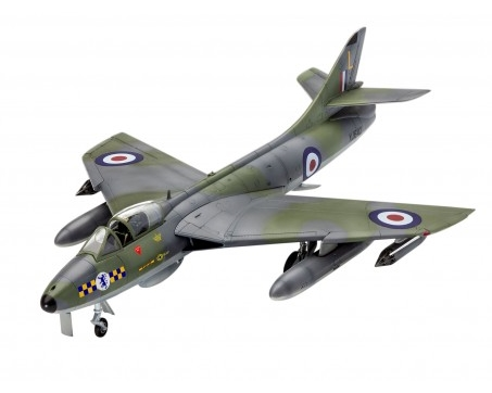 100 YEARS RAF: HAWKER HUNTER
