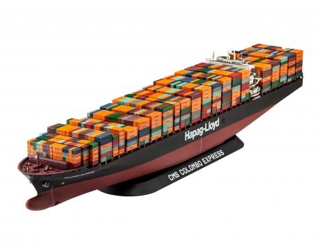 Revell 5152 - CONTAINER SHIP COLOMBO EXPRESS