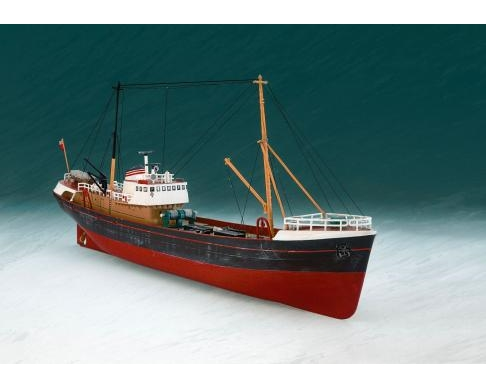 Revell 5204 - NORTH SEA TRAWLER