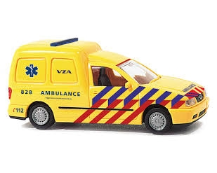 VW CADDY AMBULANCE AMSTERDAM