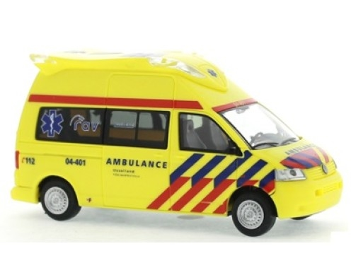 VW T5 GP HW AMBULANCE LIMBURG N