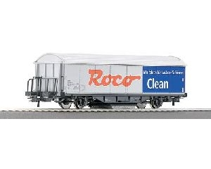 ROCO-CLEAN RAILPOETSWAGEN