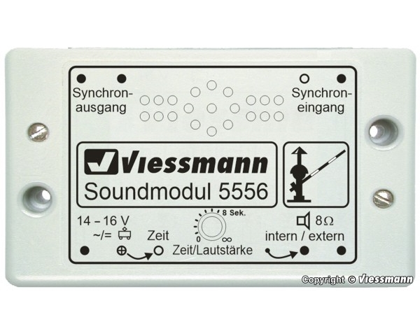 SOUNDMODULE OVERWEG