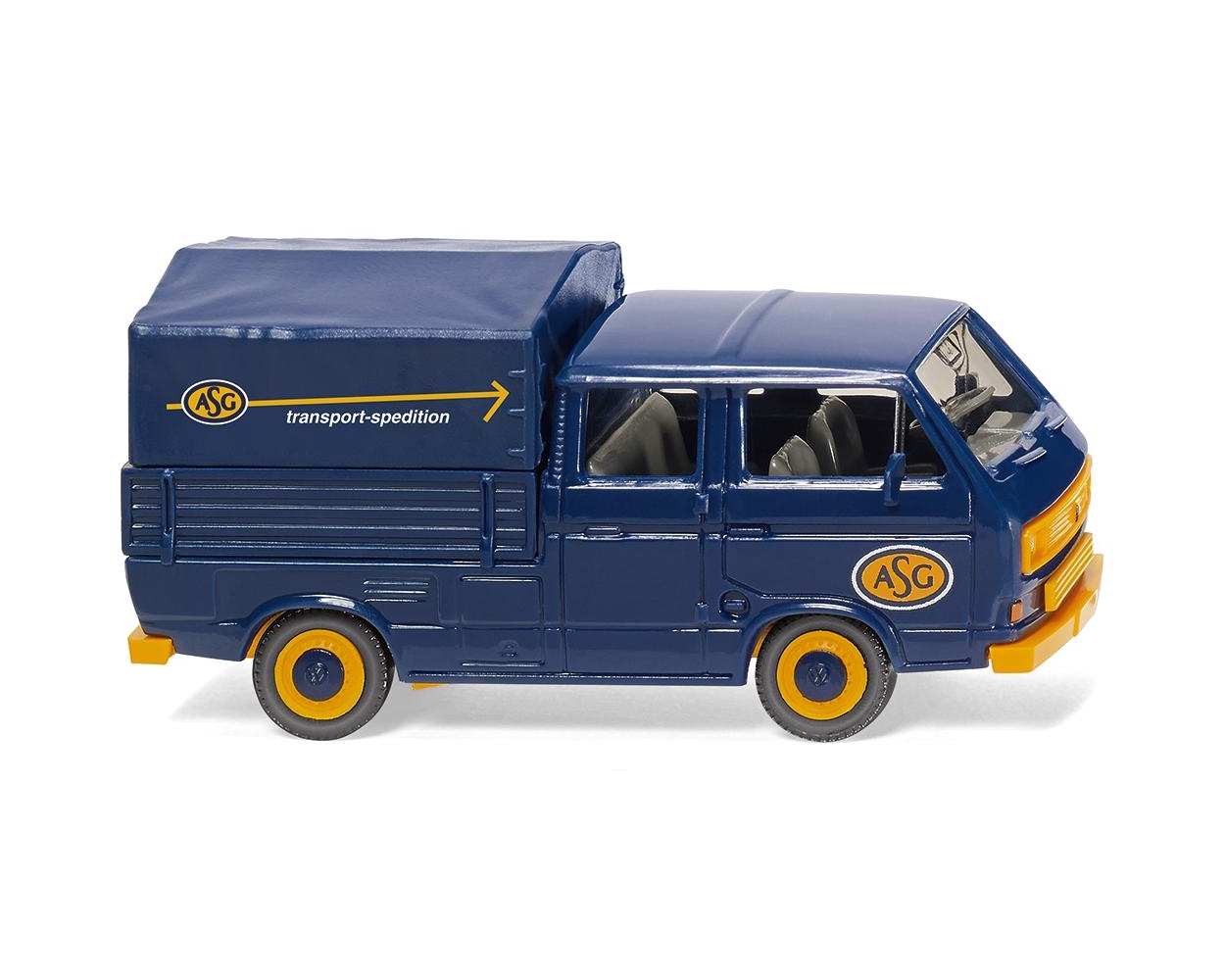 Wiking 029308 - VW T3 ASG