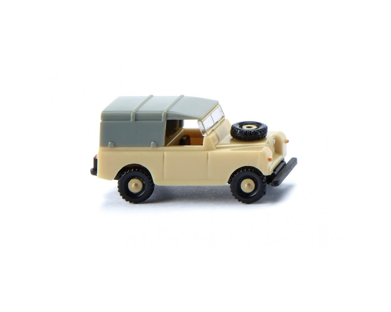 Wiking 092303 - LAND ROVER BEIGE